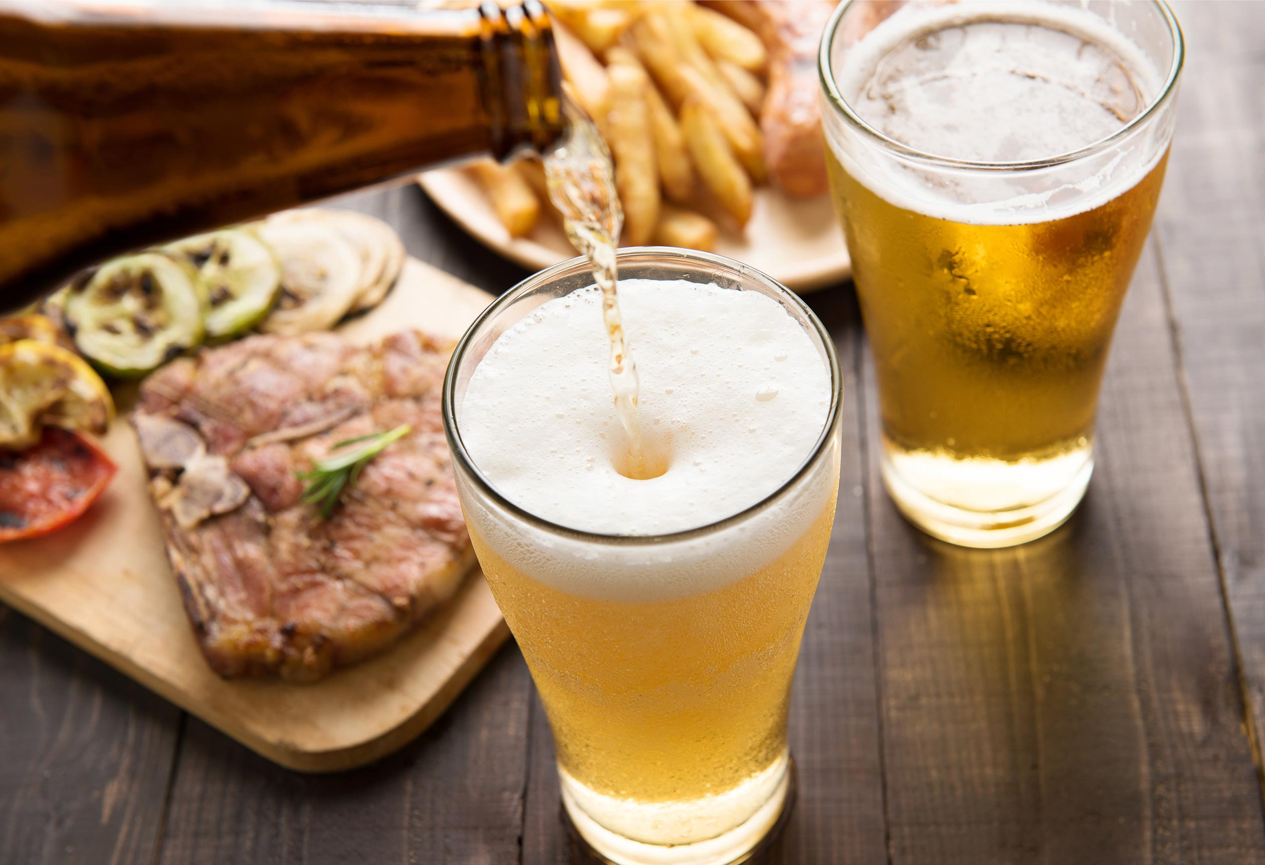 Five Things to Consider When Pairing Beer With Food