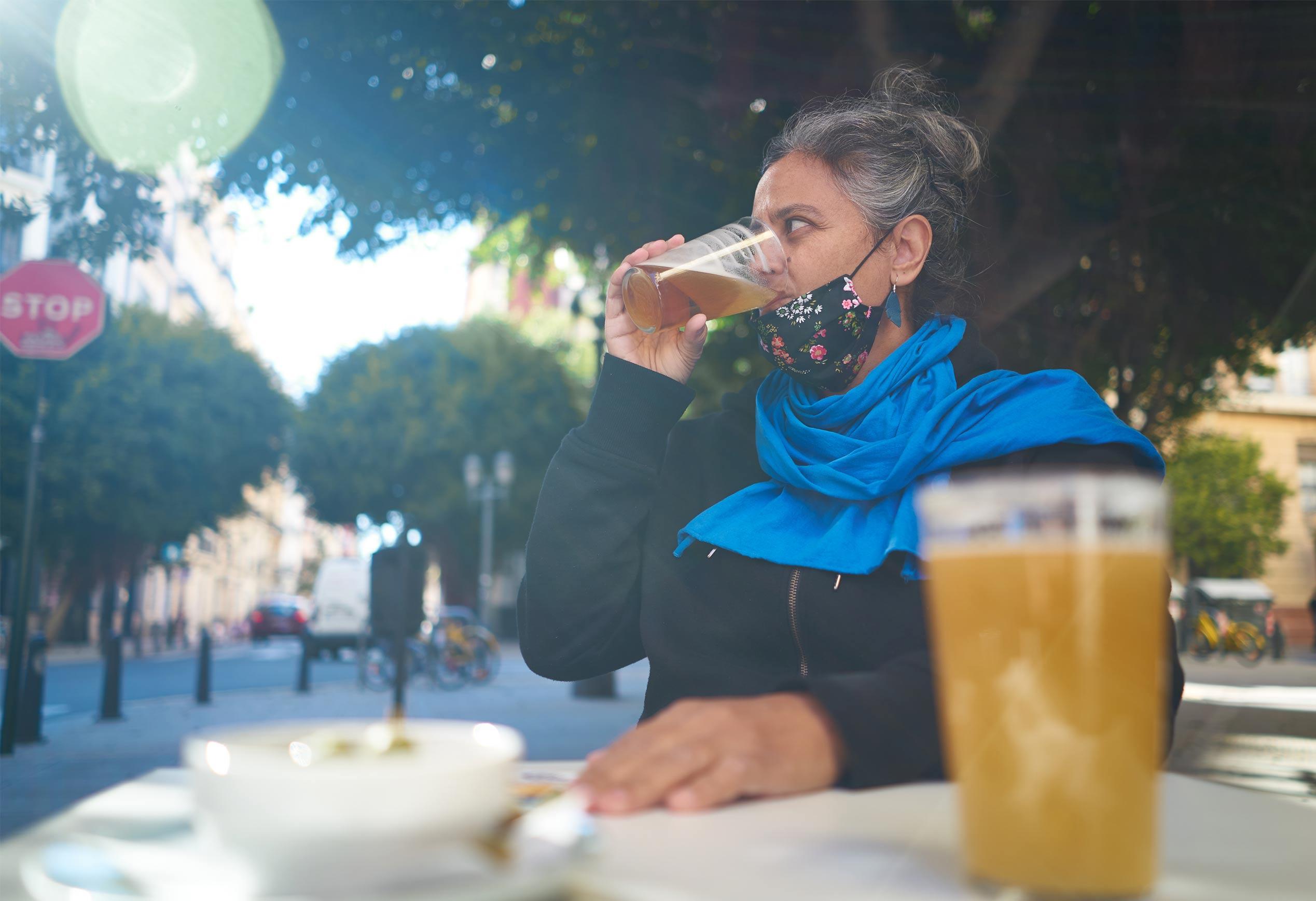 Drinkers Embrace Liquor Law Changes
